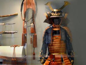 Японский зал в Эрмитаже