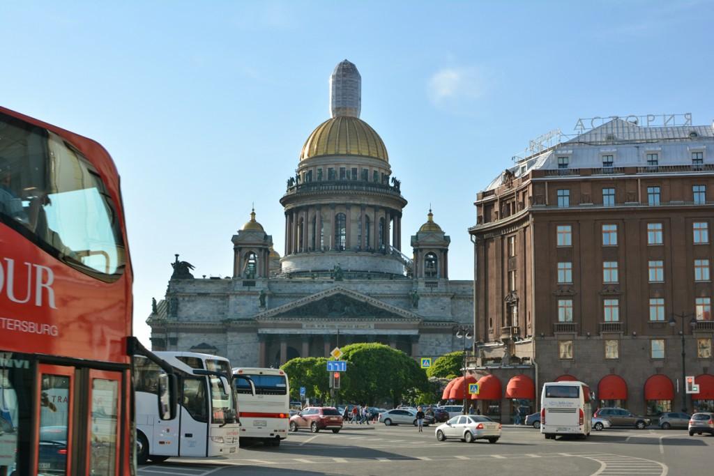 Санкт-Петербург - обзорная экскурсия
