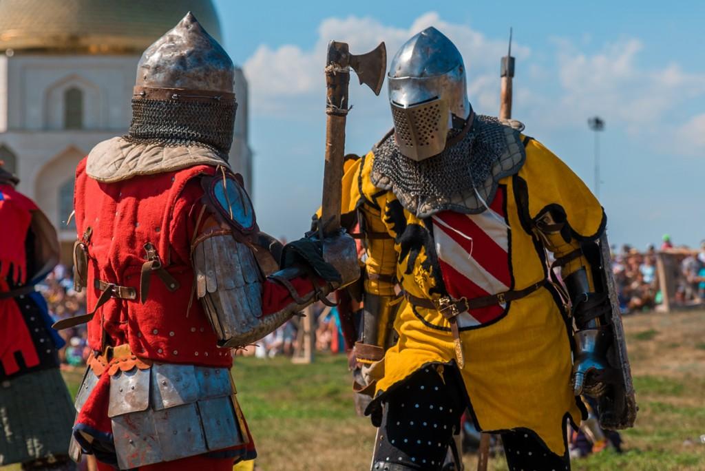 Всероссийский фестиваль исторической реконструкции «Великий Булгар»