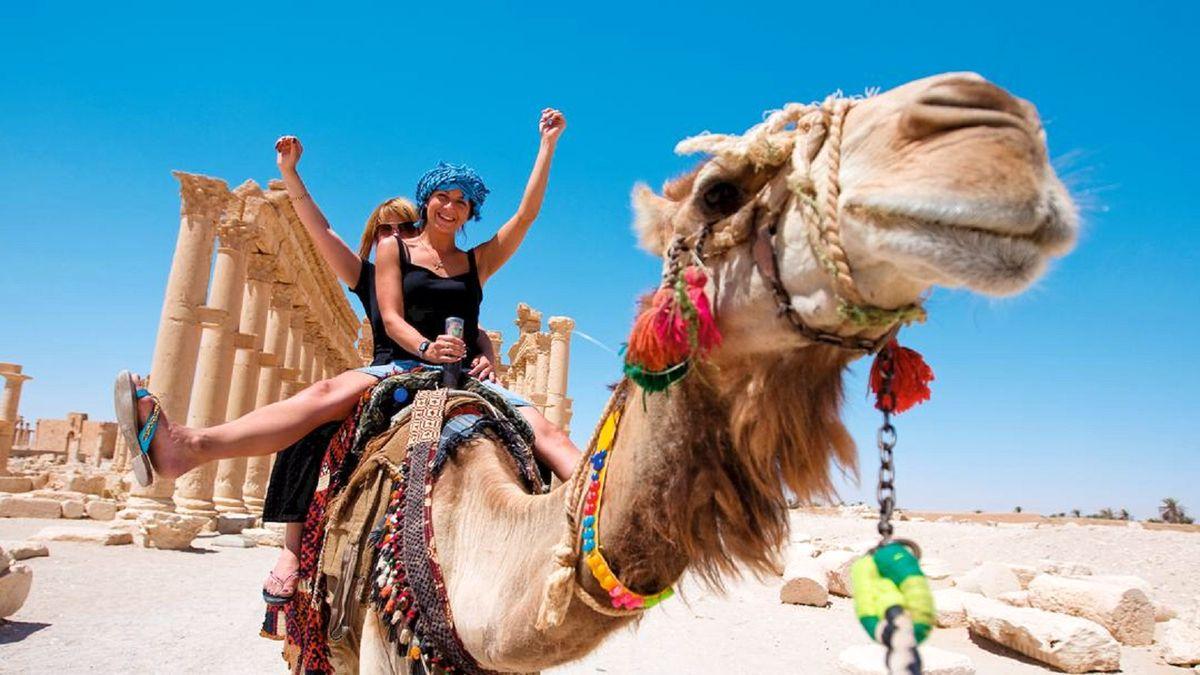 Египет - популярное направление для отдыха